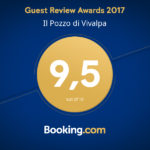 Booking-Guest-Review-Awards-2017-Il-Pozzo-di-Vivalpa
