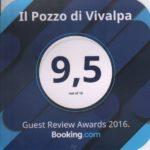 Booking-Guest-Review-Awards-2016-Il-Pozzo-di-Vivalpa